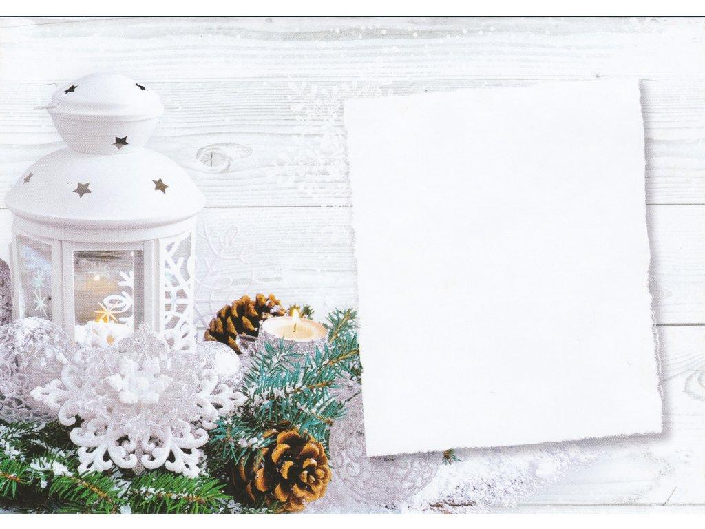 Envelope C6 - Christmas motif 12