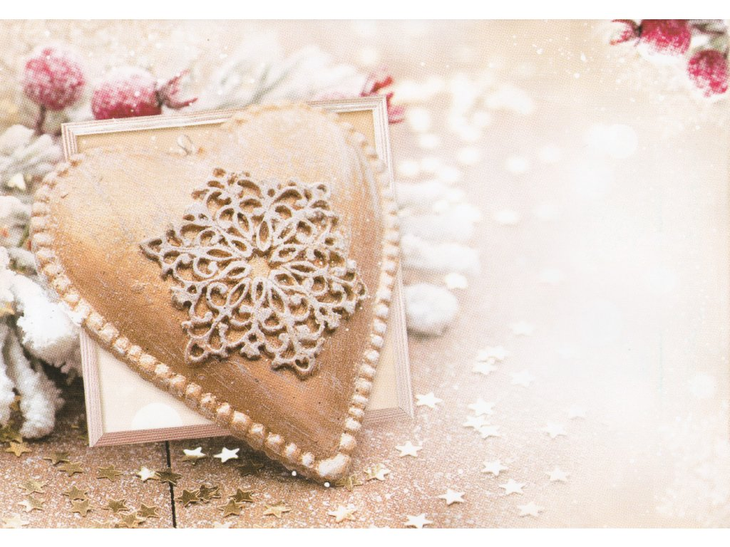 Envelope C6 - Christmas motif 14