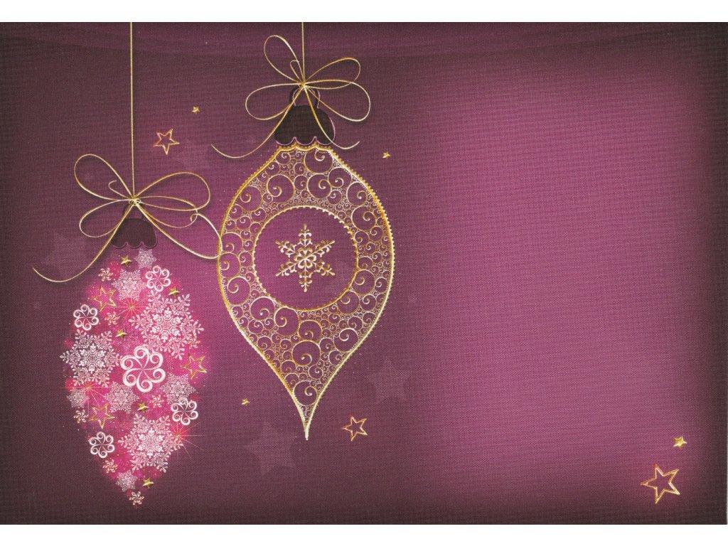 Envelope C6 - Christmas motif 16