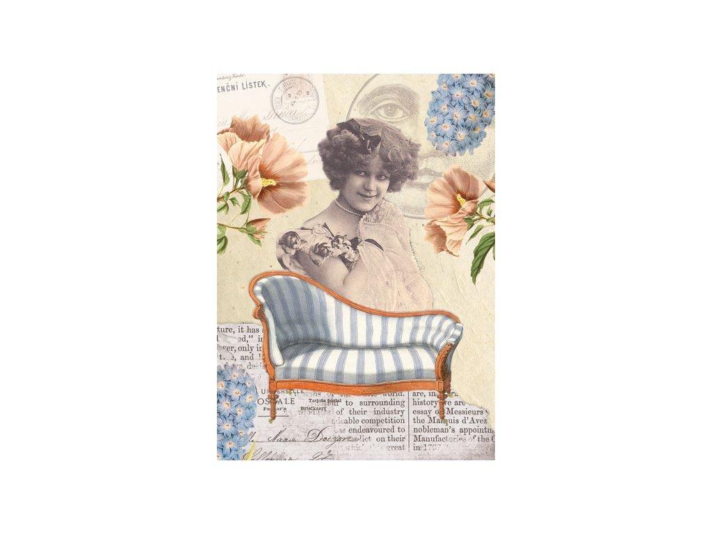 Postcard Vintage series 3