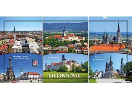 Postcard Olomouc - wide