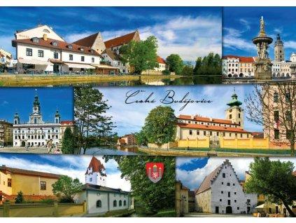 16295 pohlednice ceske budejovice