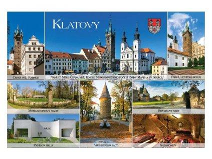 16286 1 pohlednice klatovy