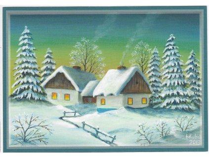 Postcard Cottage