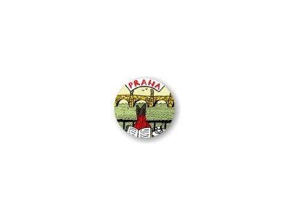 Badge - Prague, Relax