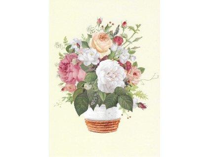 Postcard - Perfect bouquet