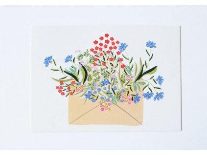 Postcard Letter