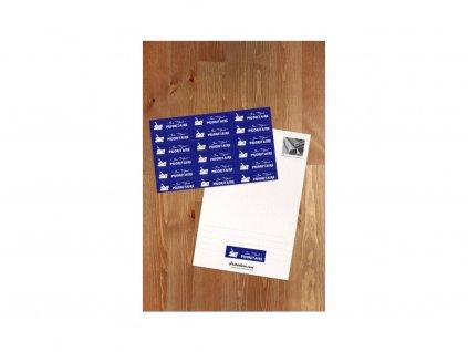 Stickers Prioritaire Sea Mail 3