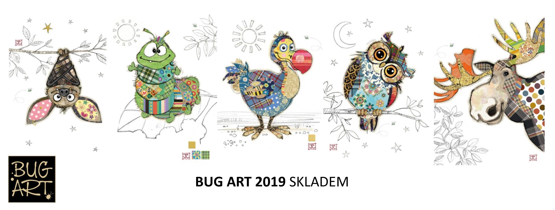 novinky BUG ART přání 02_2019