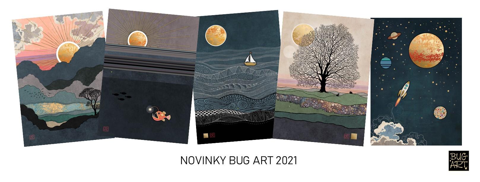 NOVNIKY BUG ART SCENIC RANGE
