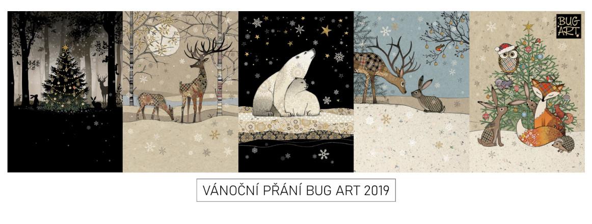 Vánoční BUG ART 2019 A