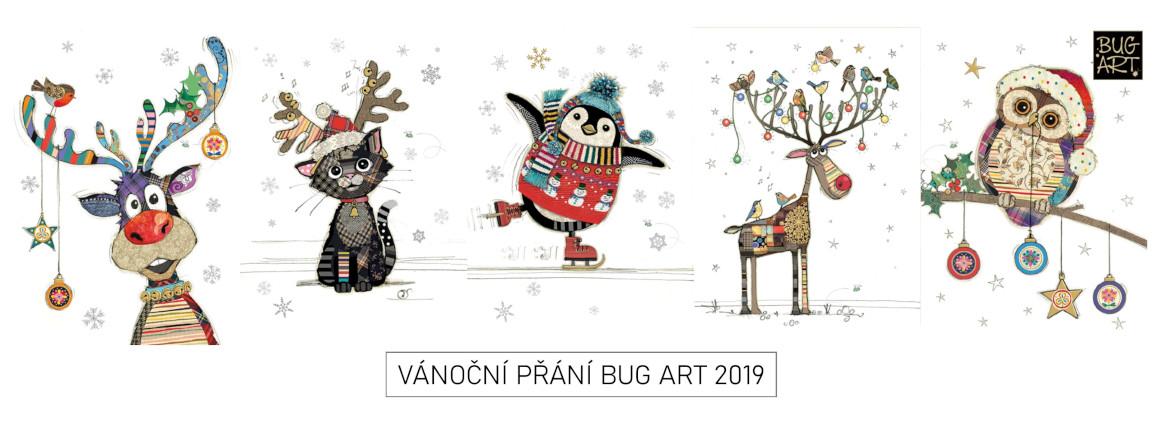 Vánoční BUG ART 2019 B