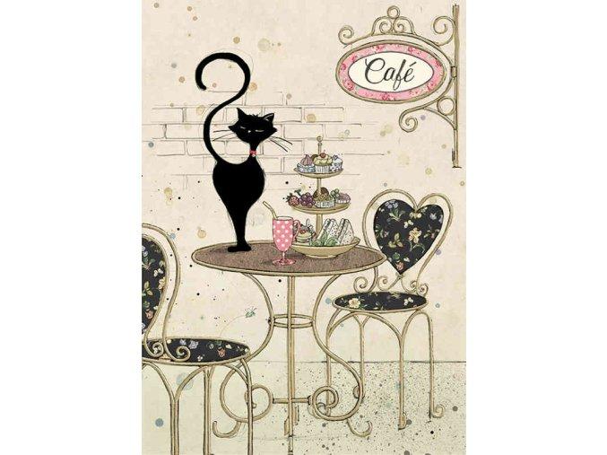 H025 Cafe Cat
