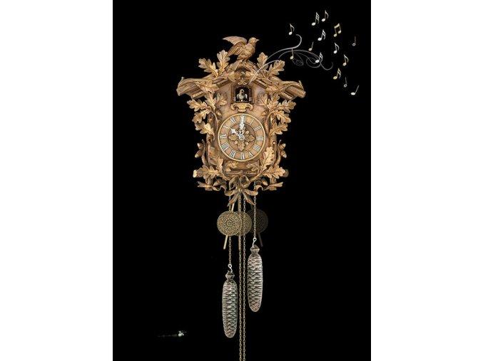 m135 cuckoo clock