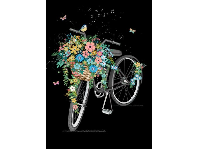 M157 Flower Bike