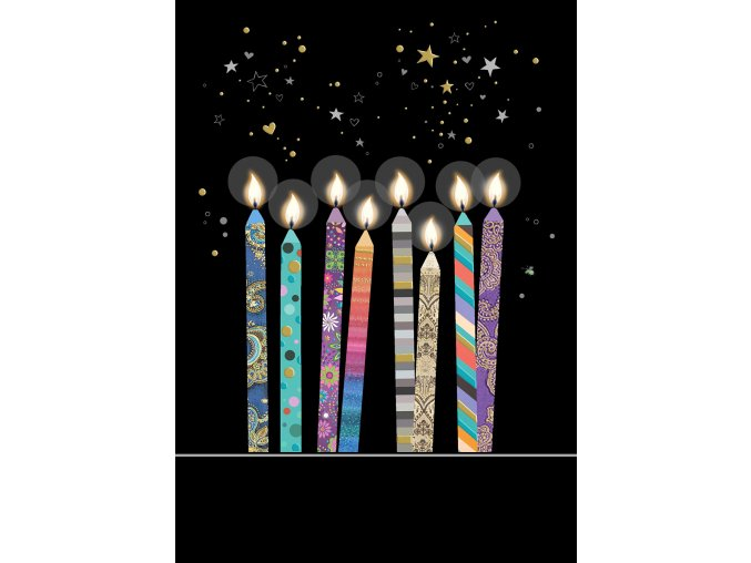 M160 Candles