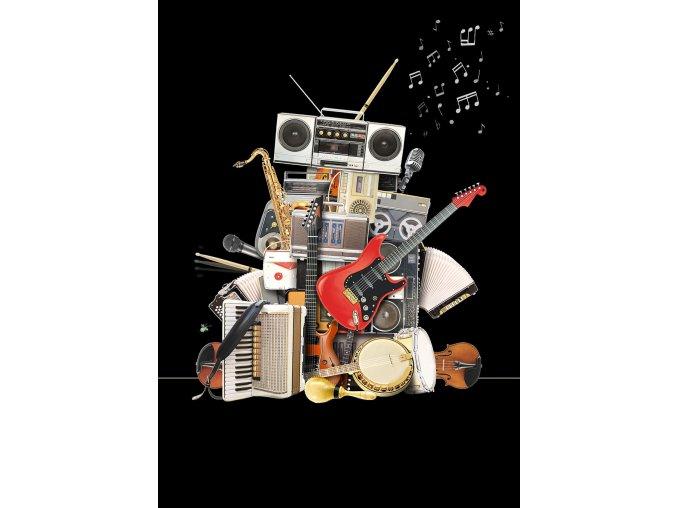 M161 Music Robot
