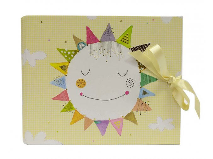 Fotoalbum Happy Sun, GOLDBUCH