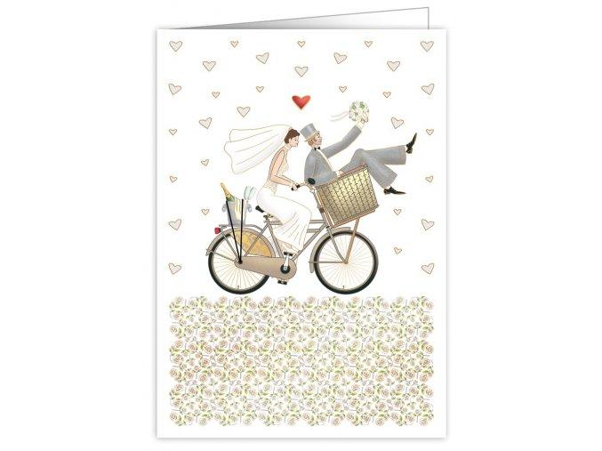 wedding bicycle 8914