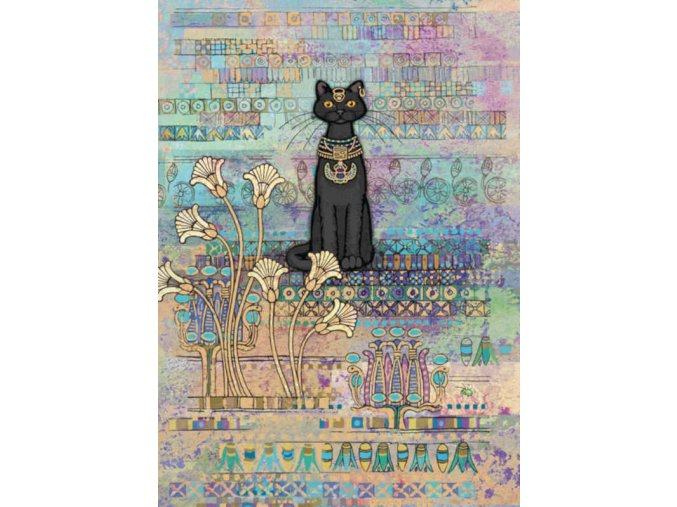 e009 egyptian cat