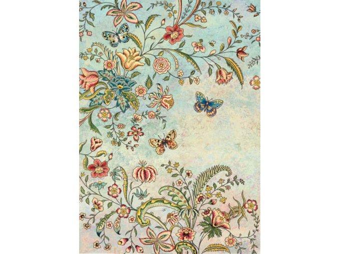 E027 Butterfly Flora