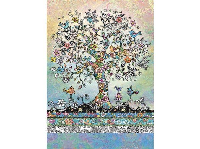 E037 Tree of Birds
