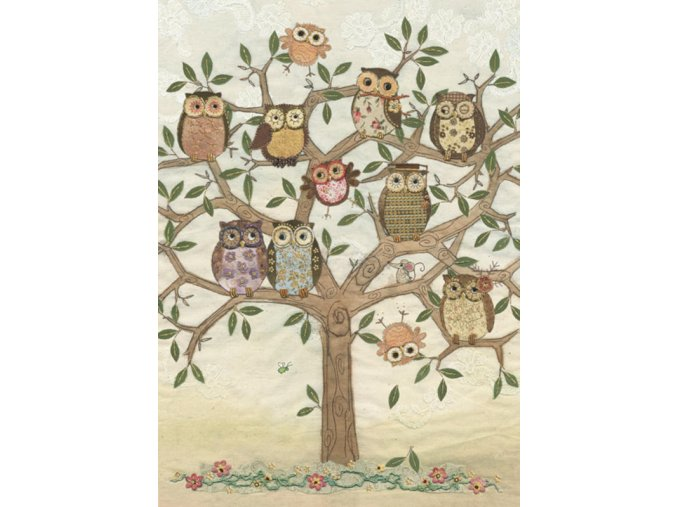 A003 Owl Family copy