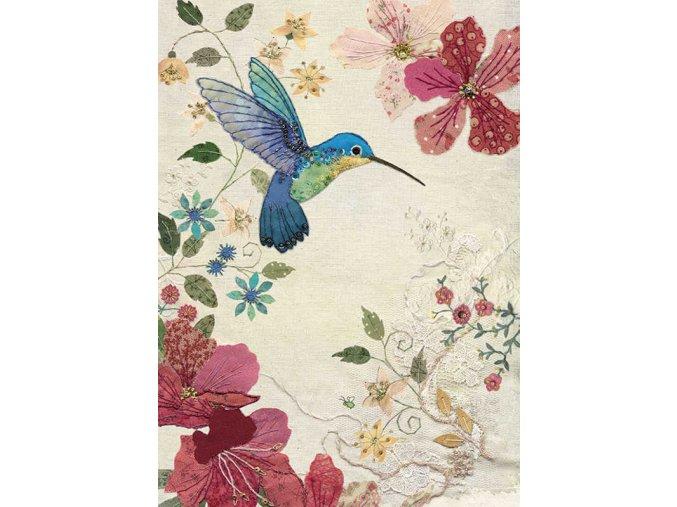 a016 azalea hummingbird