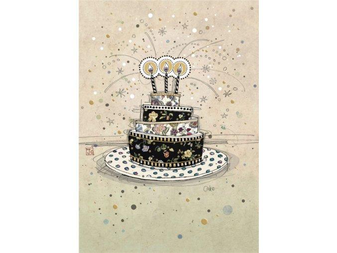 D185 Birthday Cake
