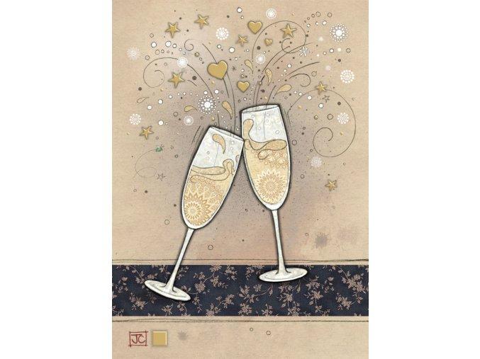 D190 Champagne Glasses
