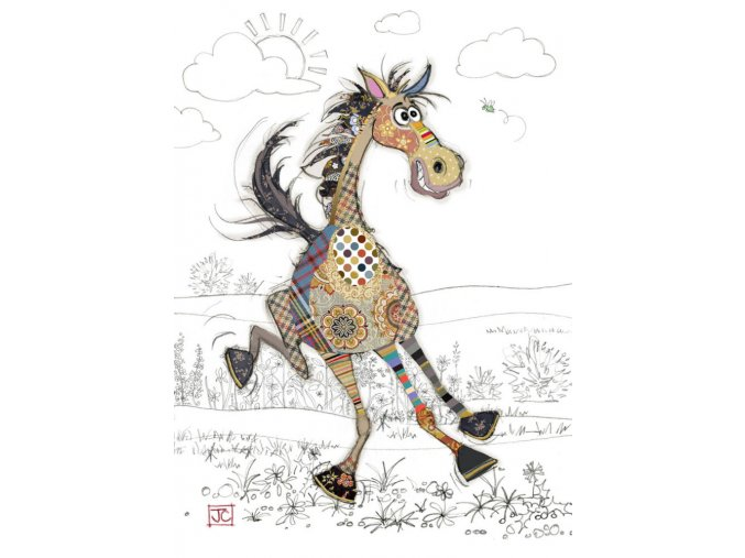 G026 Herbie Horse
