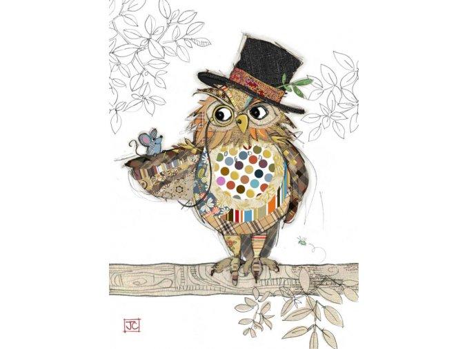 G031 Oswald Owl