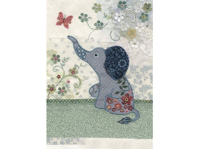 a026 little elephant