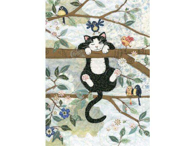A031 Tree Cat