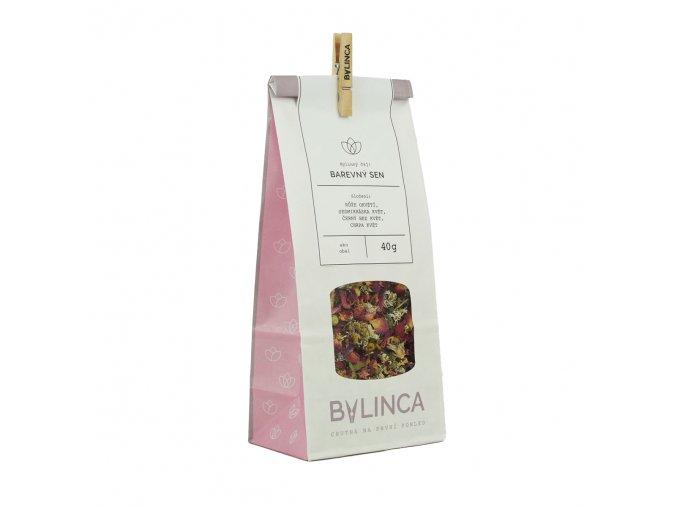 Bylinný čaj: Barevný sen 40g BLNC1812 BYLINCA