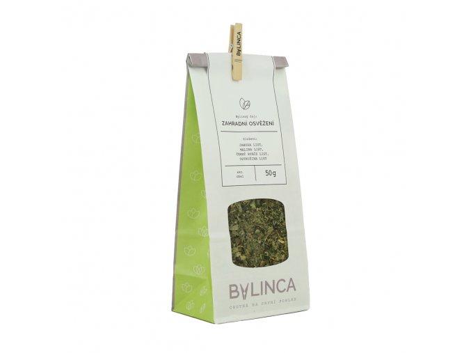 Bylinný čaj: Zahradní osvěžení 60g BLNC181 BYLINCA