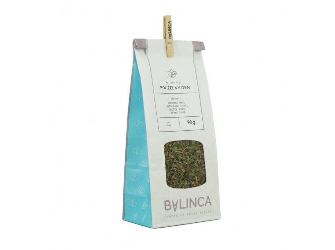 Bylinný čaj: Kouzelný den 90g BLNC184 BYLINCA