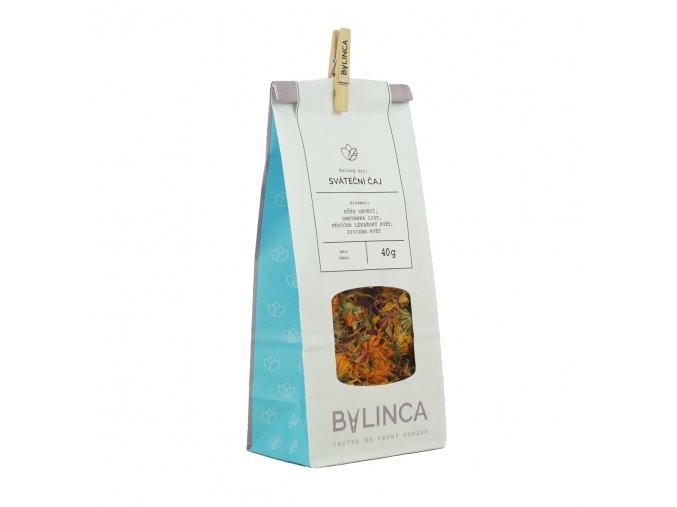 Bylinný čaj: Sváteční čaj 40g BLNC1813 BYLINCA