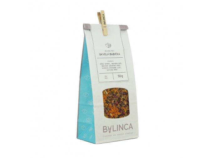 Bylinný čaj: Skvělá babička 50g BLNC160 BYLINCA