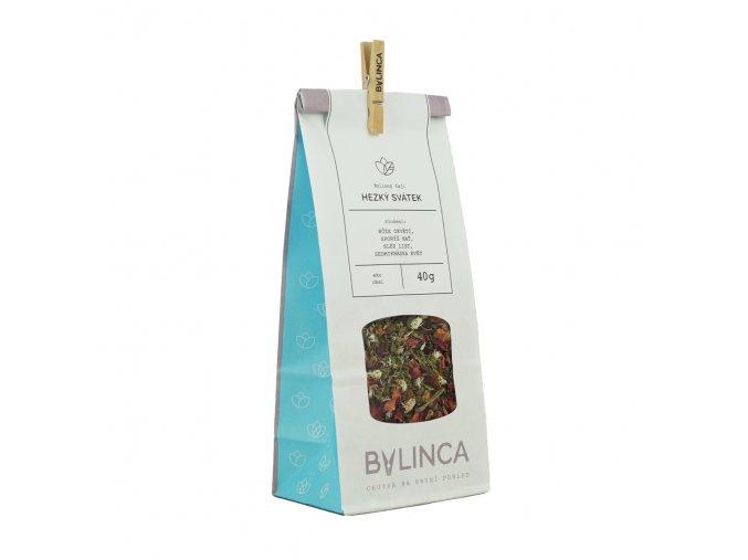 Bylinný čaj: Hezký svátek 40g BLNC163 BYLINCA