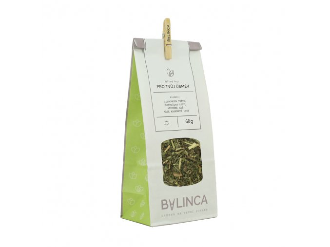 Bylinný čaj: Pro tvůj úsměv 60g BLNC166 BYLINCA