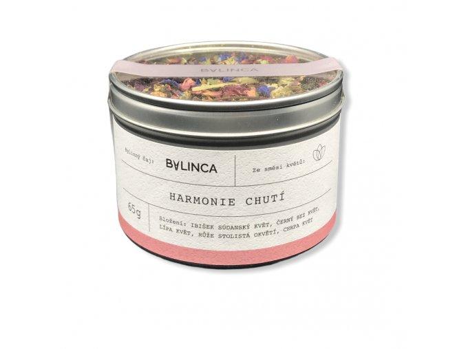 Bylinný čaj: Harmonie chutí 65g BLNC222 BYLINCA