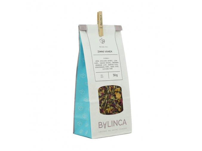 Bylinný čaj: Zimní vánek 50g BLNC237 BYLINCA