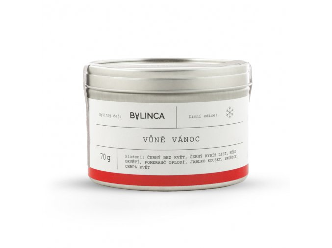 Bylinný čaj: Vůně Vánoc 70g BLNC252 BYLINCA