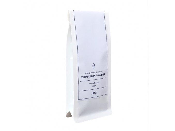 Zelený čaj BIO - China Gunpowder Organic Tea 60g BLNC1197 BYLINCA