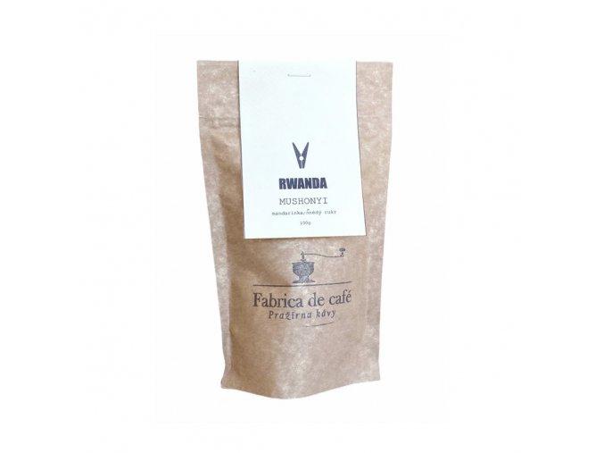 Zrnková káva - Rwanda Mushonyi 100g BLNC932 BYLINCA