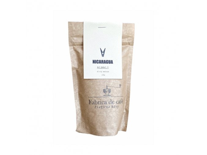 Zrnková káva - Nicaragua Albali 100g BLNC938 BYLINCA