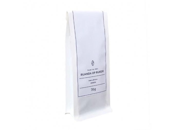 Černý čaj BIO - Rwanda OP Rukeri Organic Tea 70g BLNC1191 BYLINCA