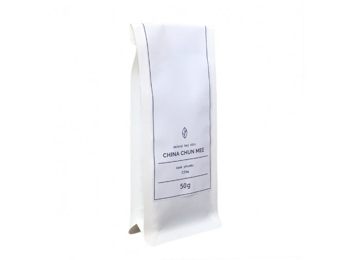 Zelený čaj BIO - China Chun Mee Organic Tea 50g BLNC119911 BYLINCA
