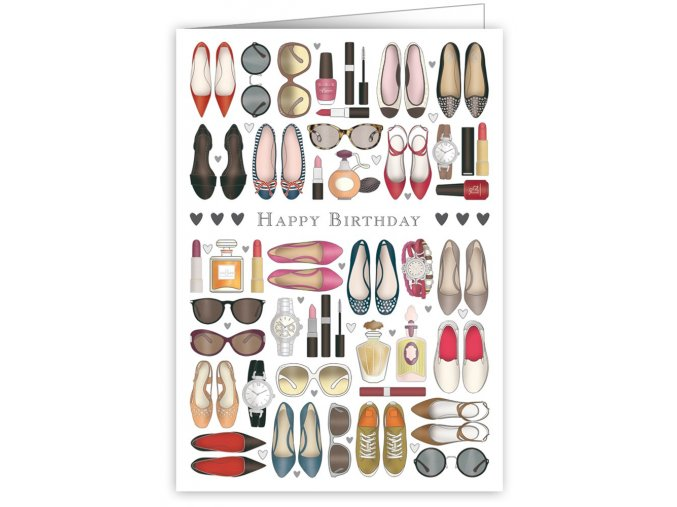 shoes and make up 3340